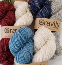 Gravity Fibre Gravity Fibre - Colourwork Kit