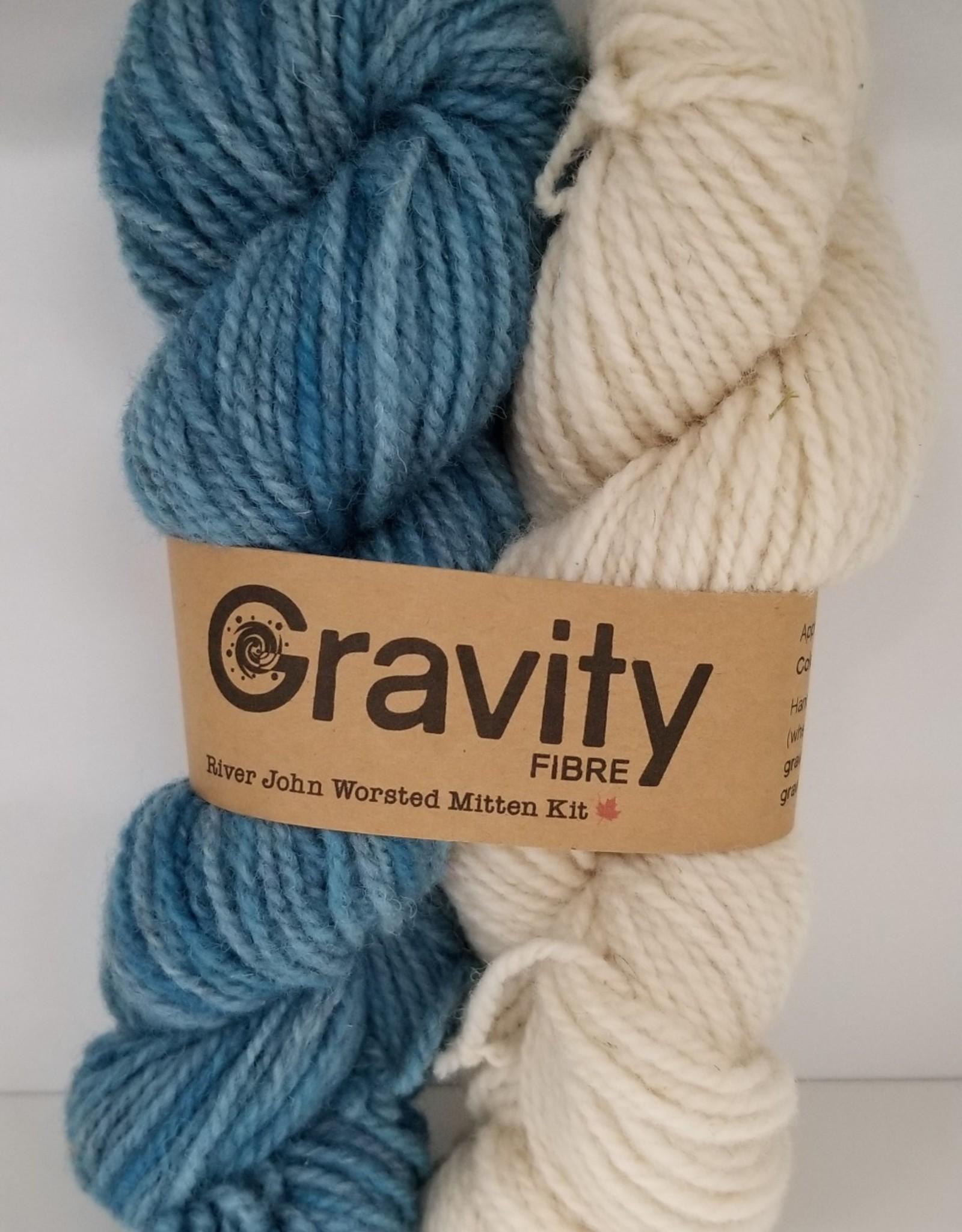 Gravity Fibre Gravity Fibre - Colourwork Kit