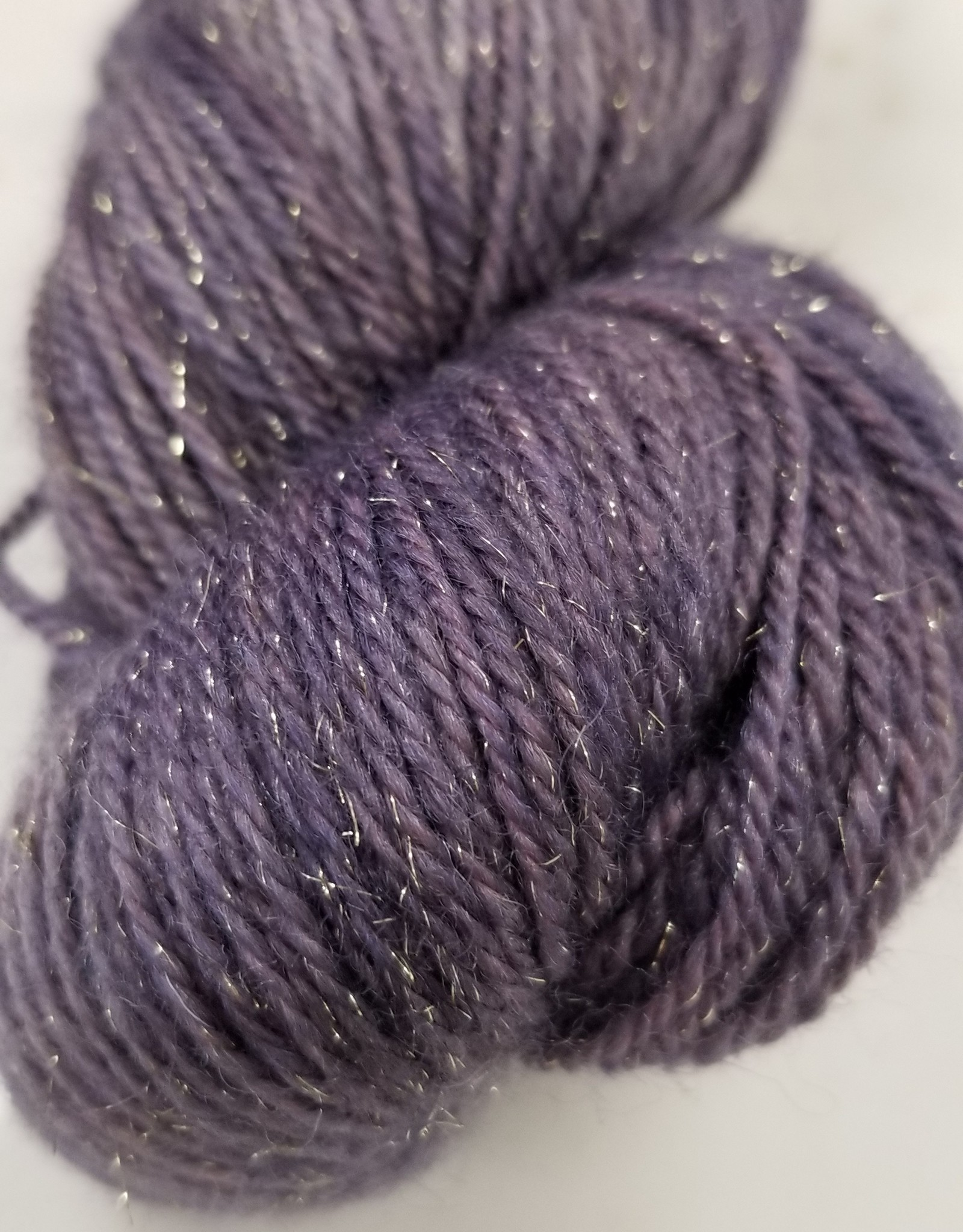 Wool Interrupted Silky Sparkly Leicester