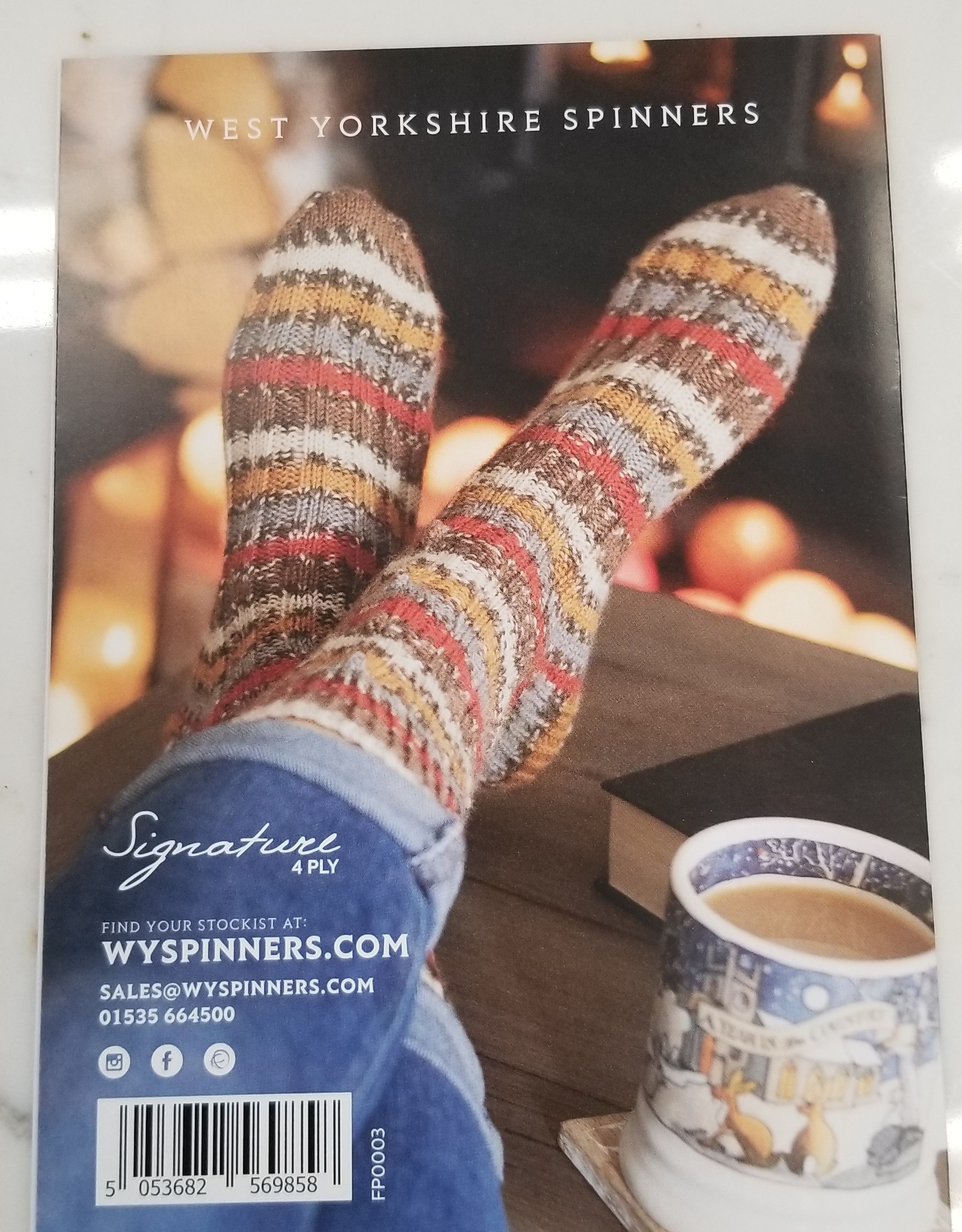 WYS - Christmas Sock Pattern