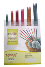 """Knitters Pride Dreamz 6"""" Double Pointed Needles Set"""