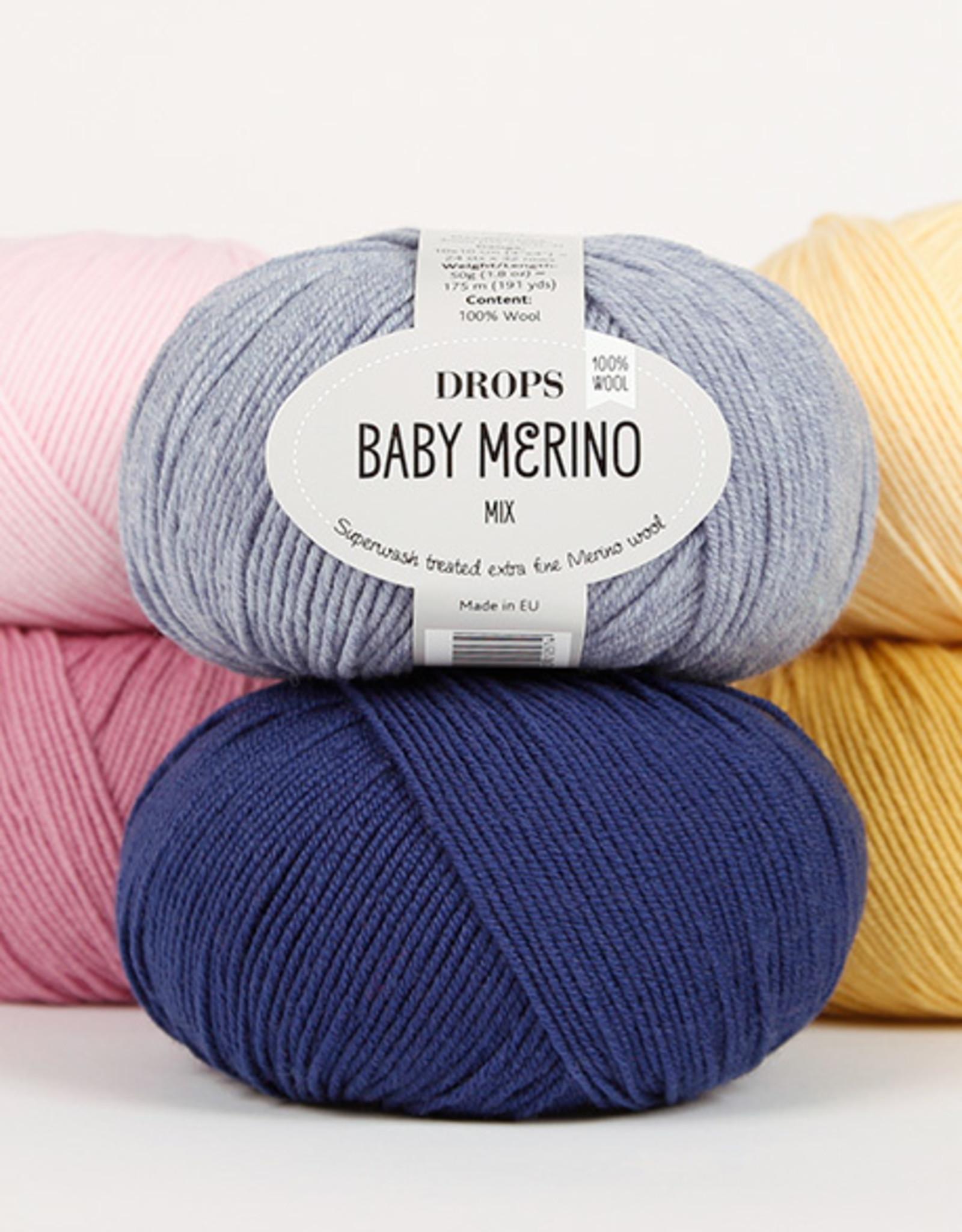 Drops Design Baby Merino
