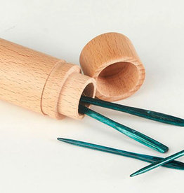 Knitters Pride Wood Darning Needles - Teal