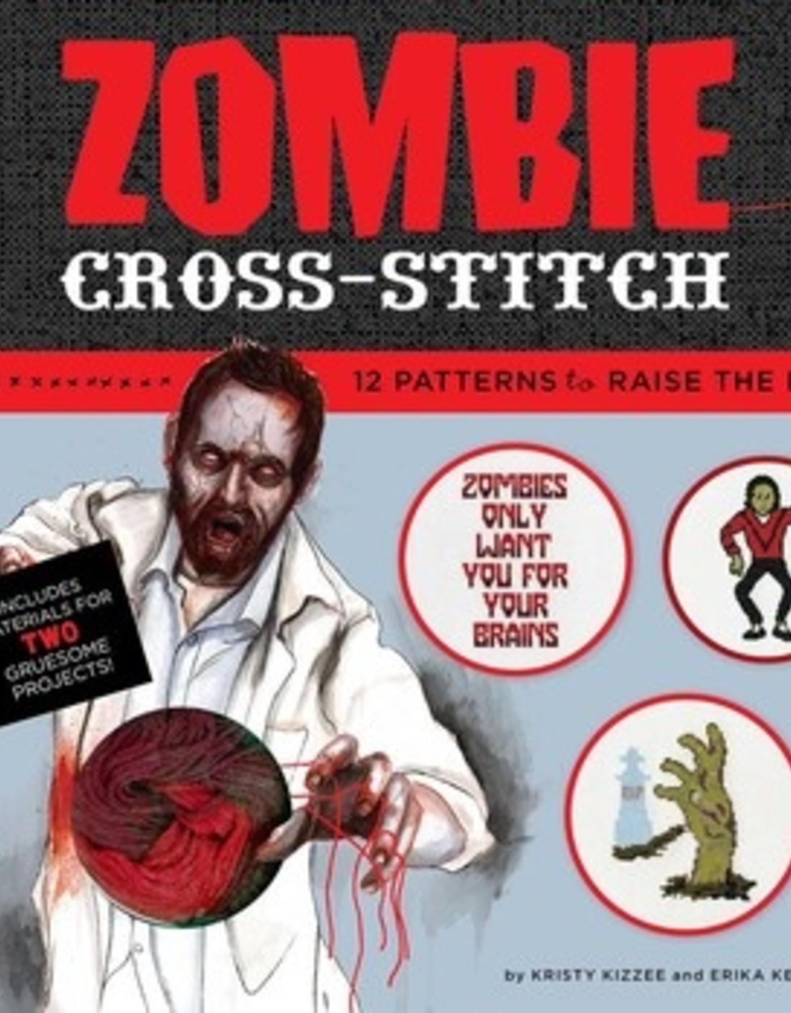 Zombie Cross Stitch