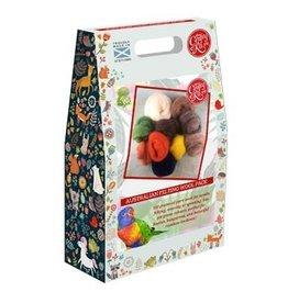 Crafty Kit Company Multi Colour Felt Kit