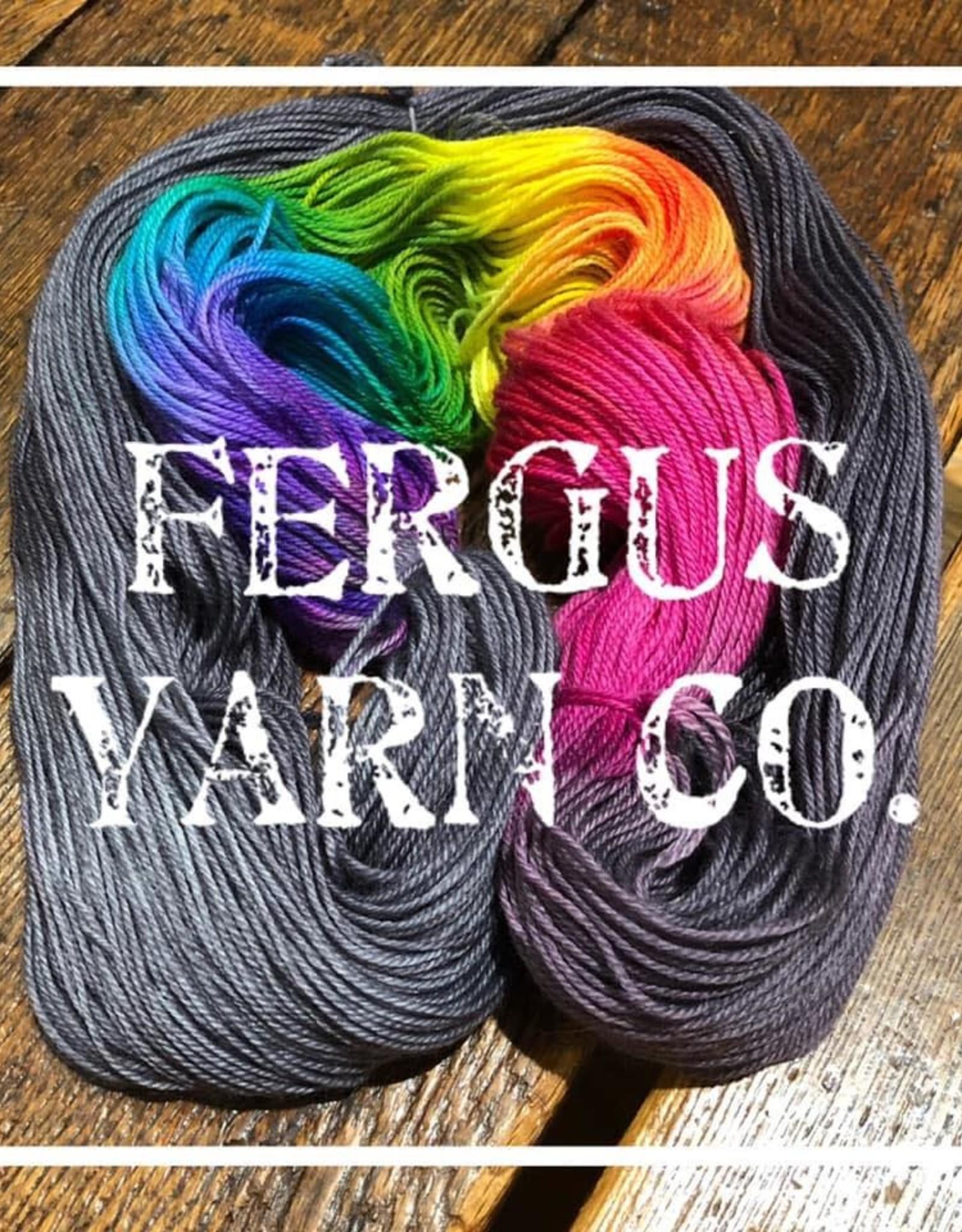 Fergus Yarn Co. Fergus Yarn Co. - Sock Yarn