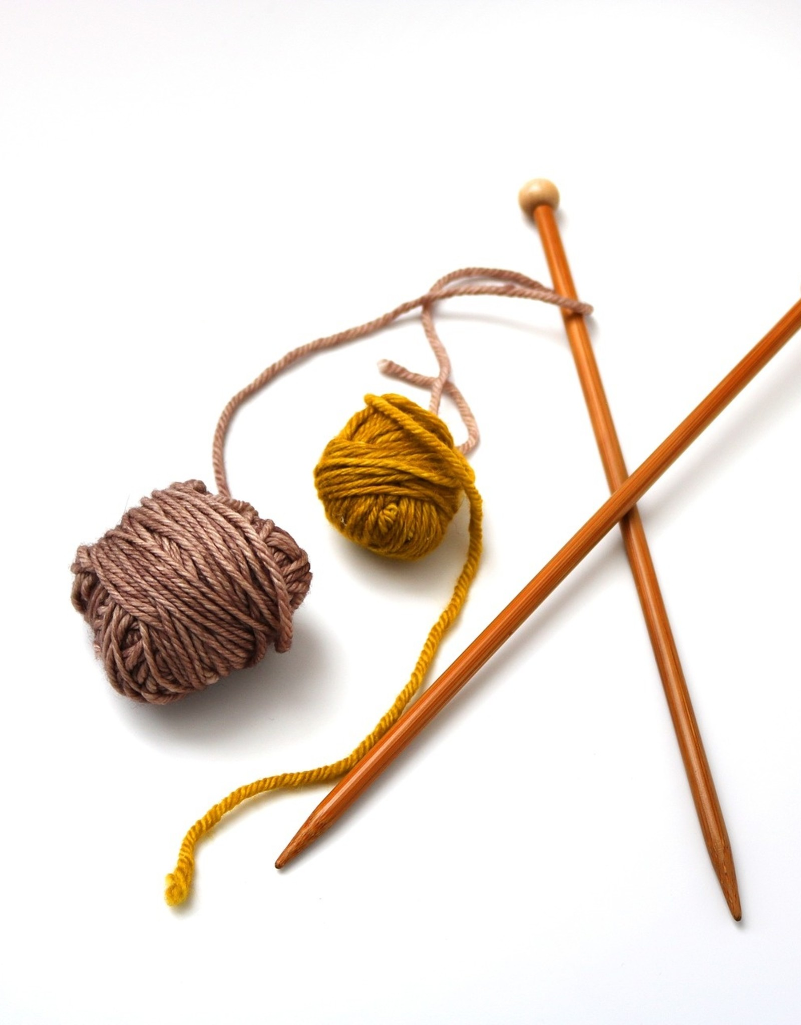 Learn to Knit (Class A - Thursday Morning)