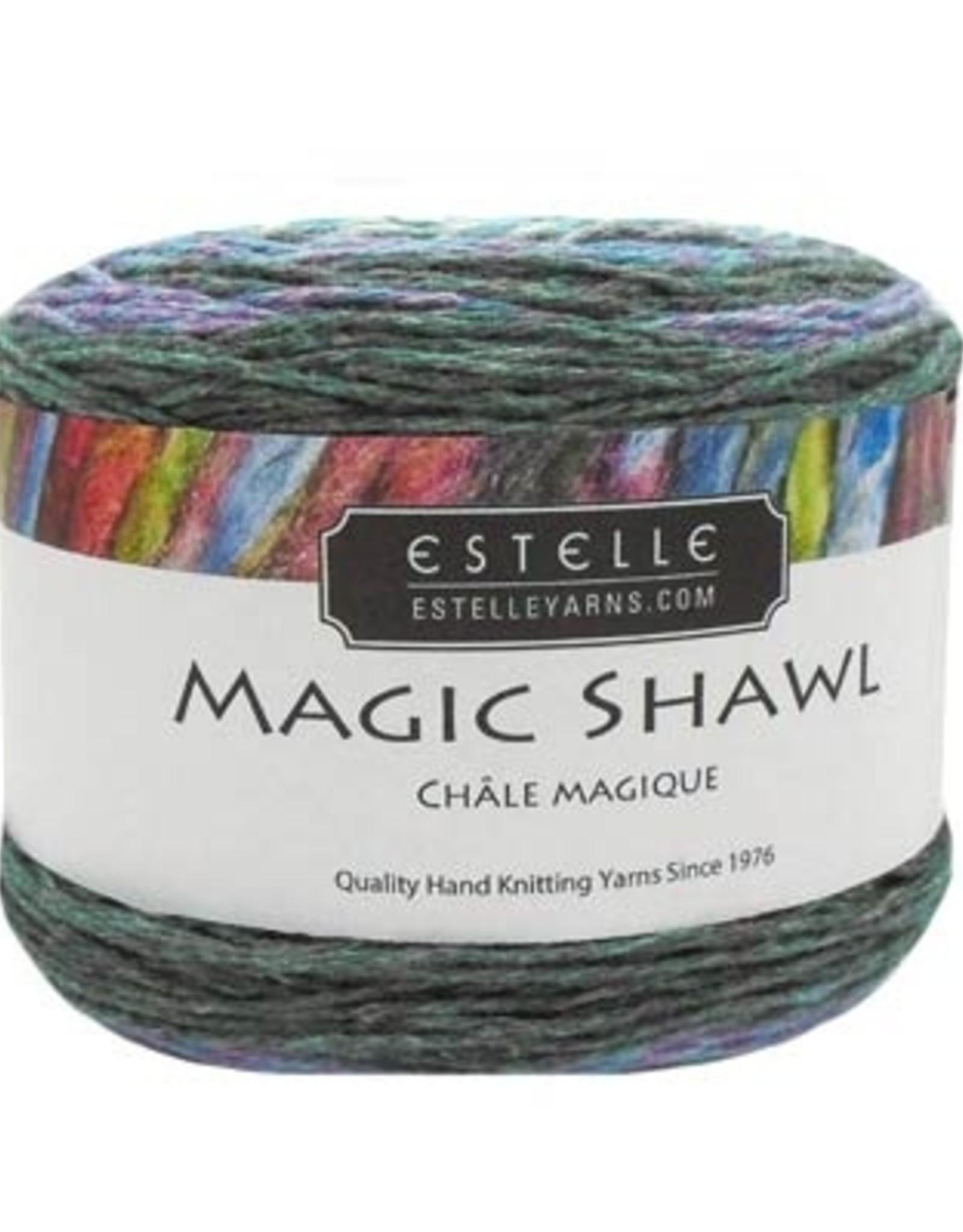 Estelle Yarns Magic Shawl