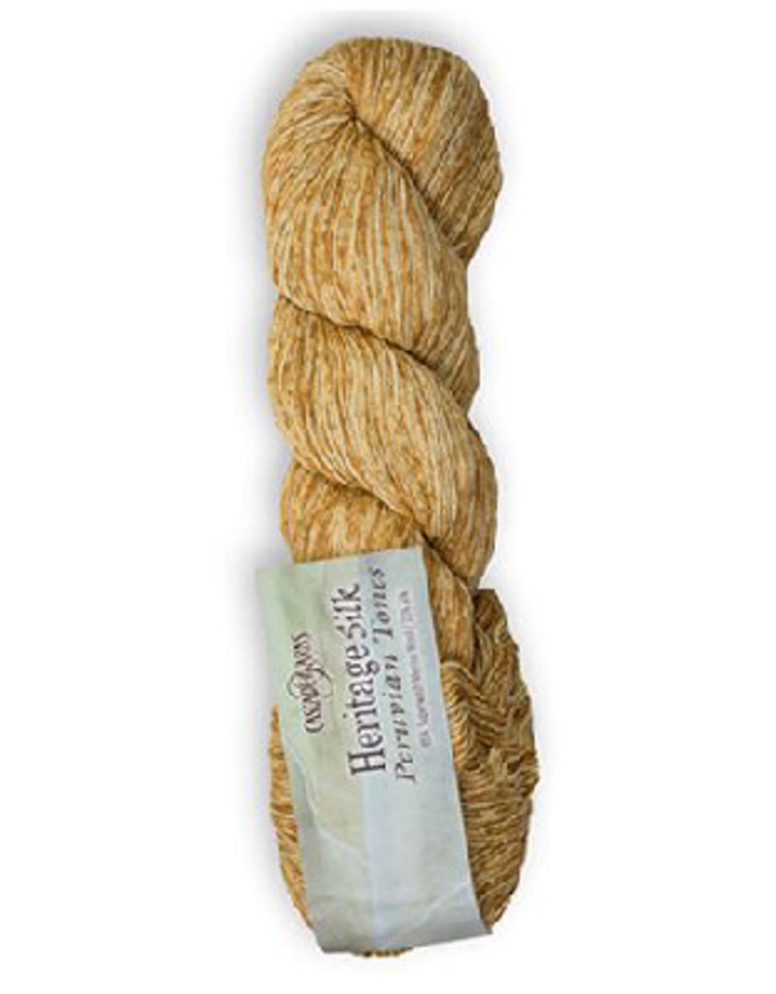 Cascade Heritage Silk - Peruvian Tones