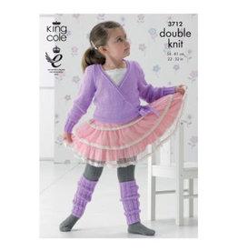 King Cole Pattern - Child's Dance Set - 3712