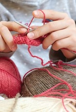 Kids Learn to Knit (Ages 8 - 12)