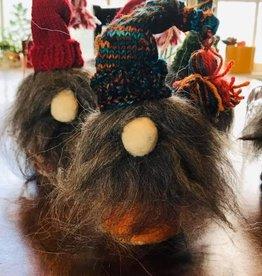 Beginner Needle Felting - Christmas Gnomes (Class B)