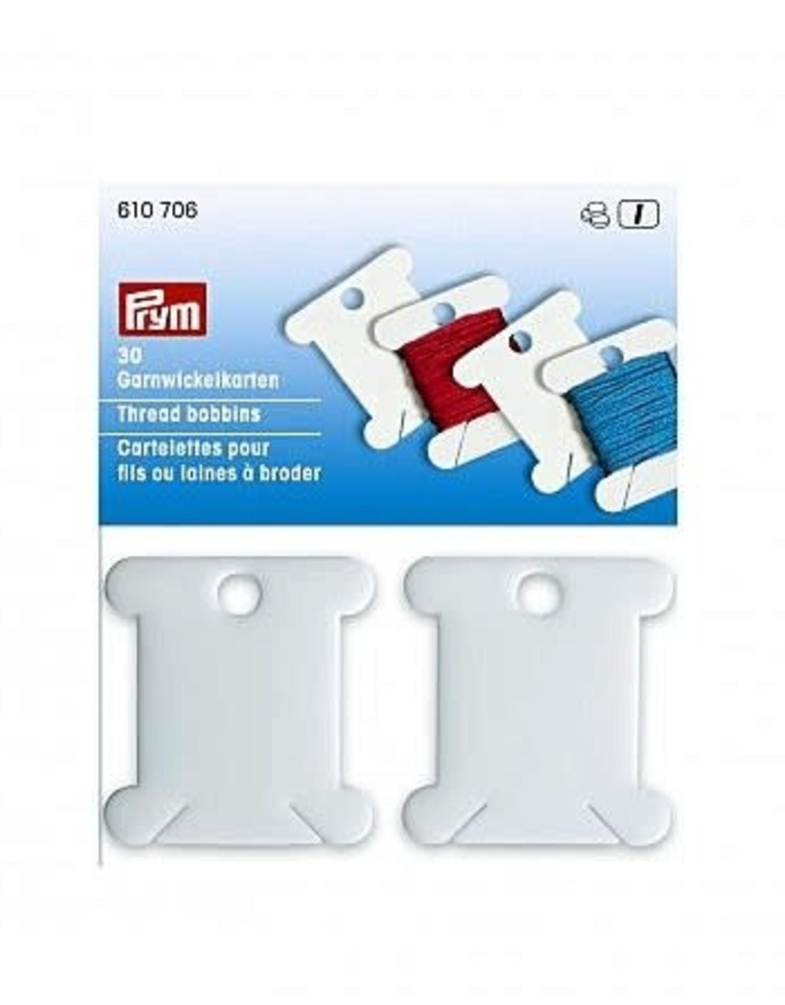 Plastic Floss Bobbins