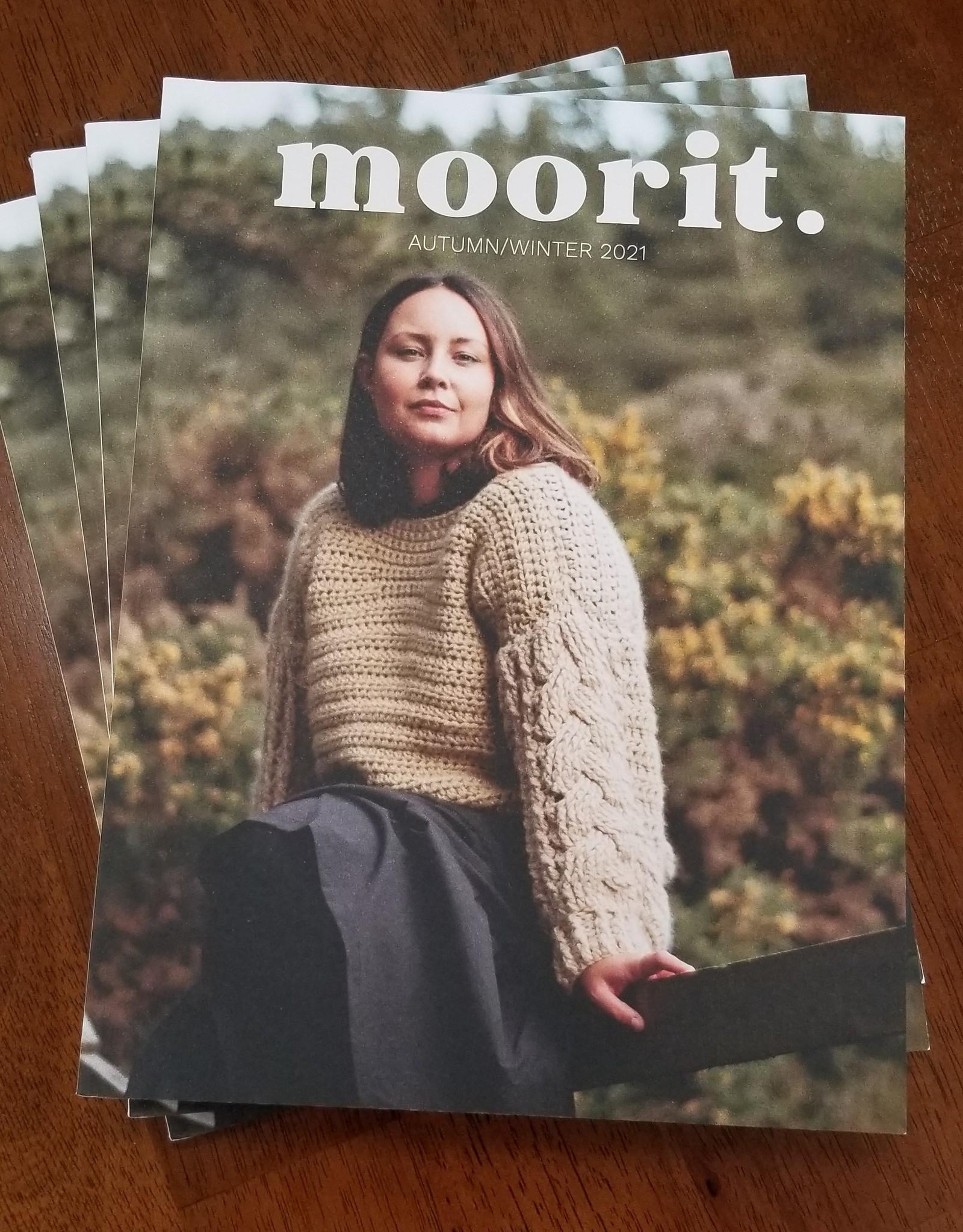 Moorit.  Autumn/Winter 2021