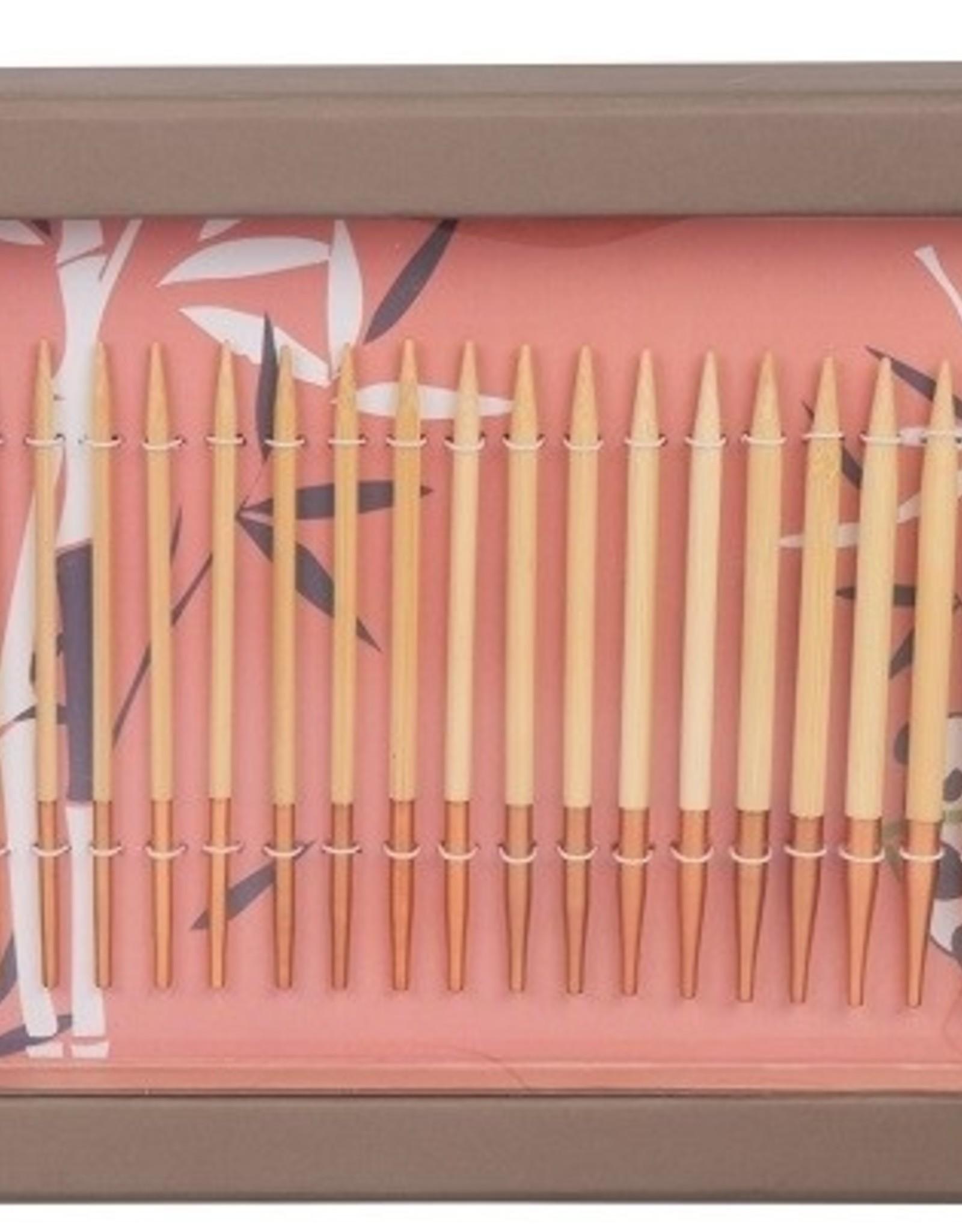 Knitters Pride Bamboo IC Needle Set