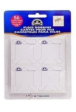 DMC DMC Floss Bobbins - Cardboard