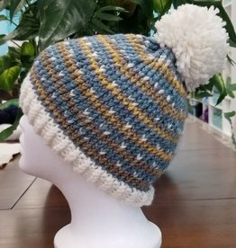 Knit Project - Beginner Level Hat  -Wednesday Evening