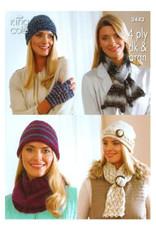 King Cole Pattern - Women's Hats/Scarves