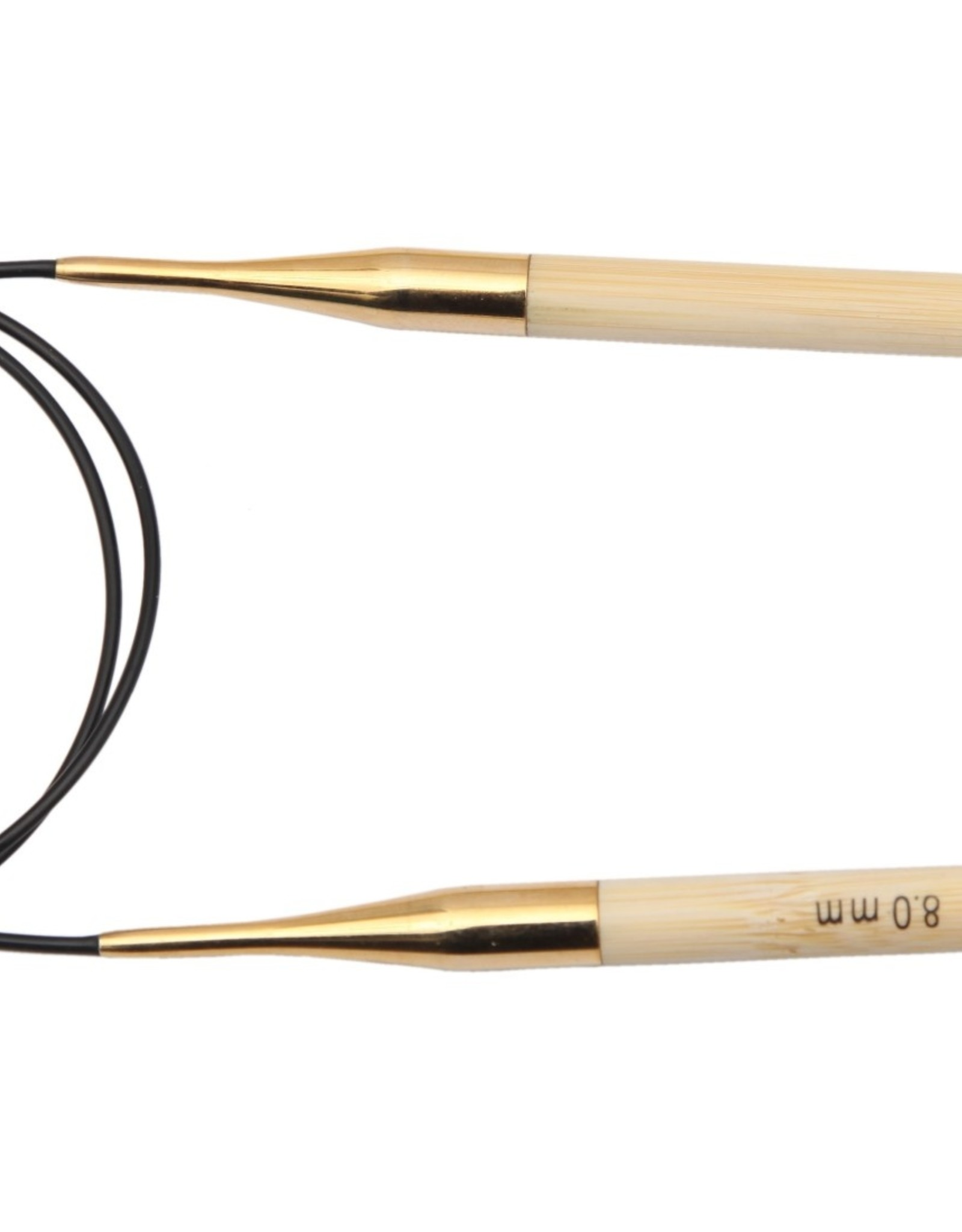 """Knitters Pride Bamboo Circular 24"""" (60cm)"""