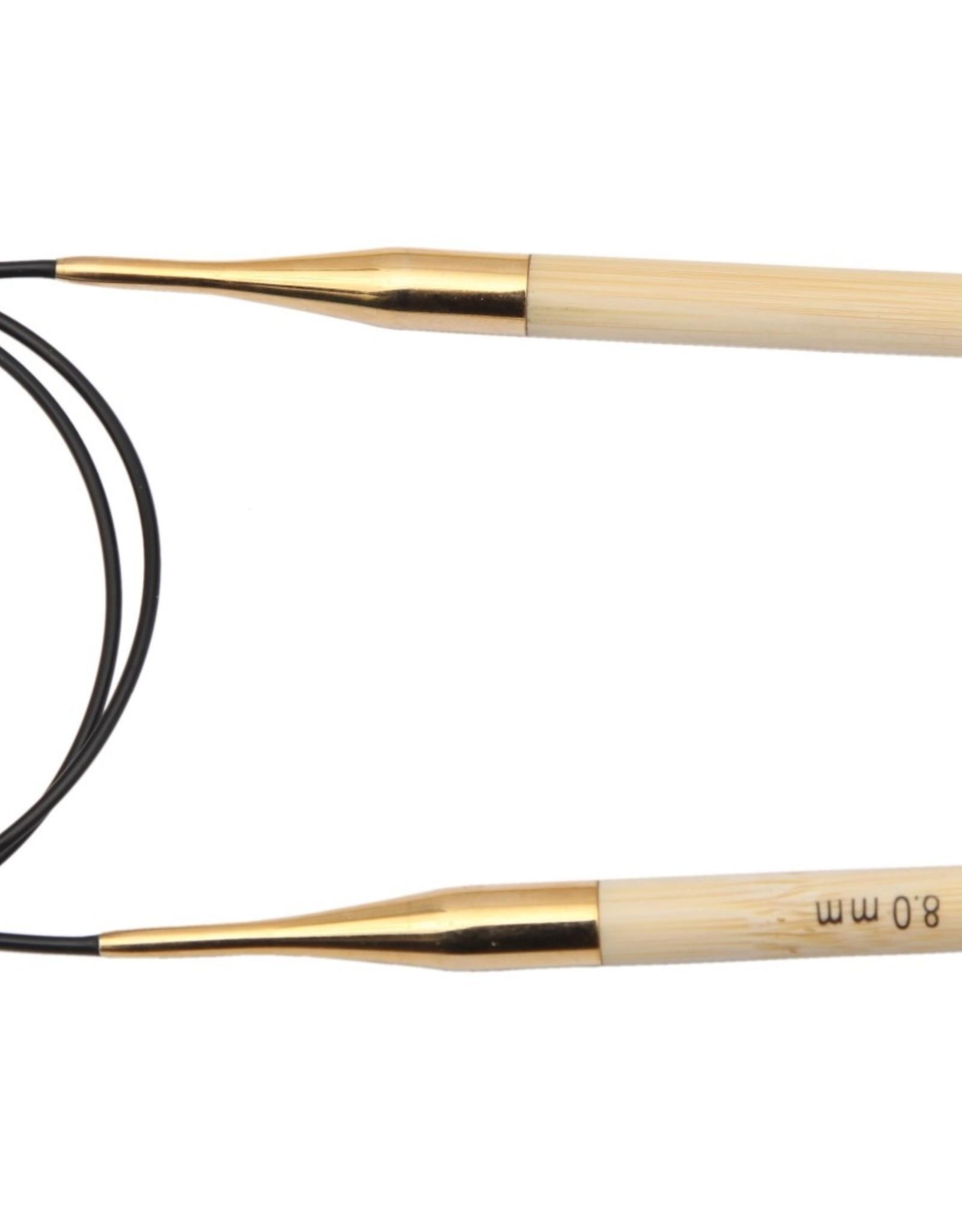 "Knitters Pride Bamboo Circular Needles 32"" (80cm)"