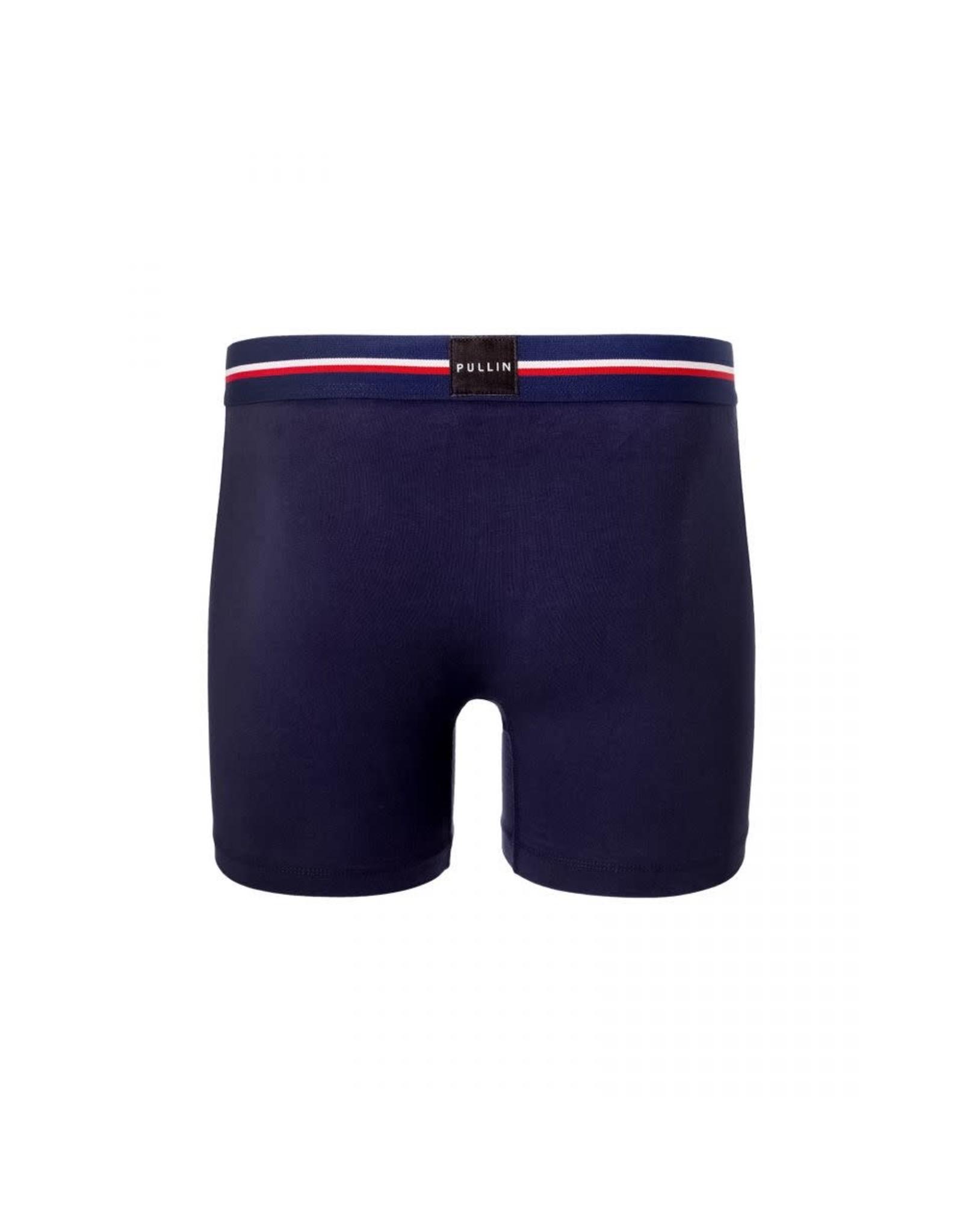 Pullin Sous-vêtement coton Pullin bleu Fashion