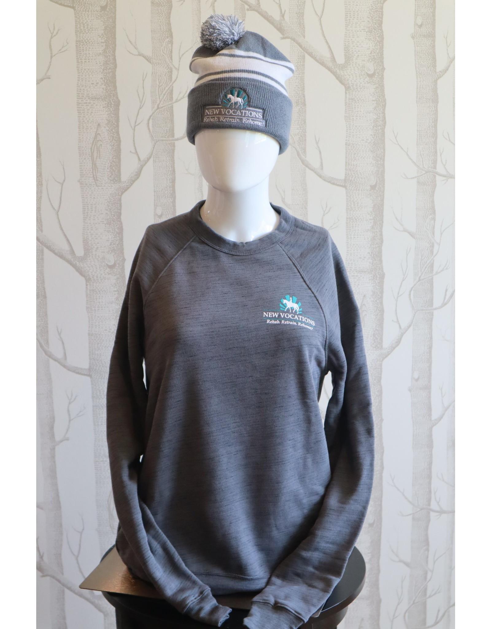 Dark Grey Marble Sweatshirt