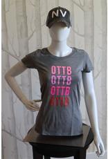 Grey OTTB in Deepening Colors T-Shirt (Women's cut)