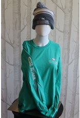 "Island Green ""Rehab. Retrain. Rehome."" Long Sleeve T-Shirt"