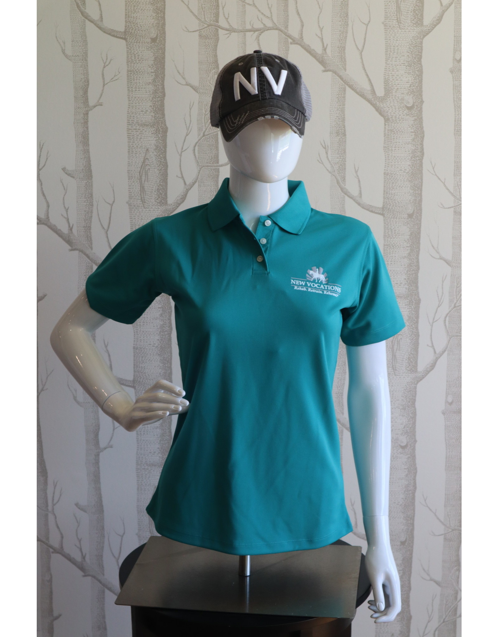 Jade Women's Polo Shirt