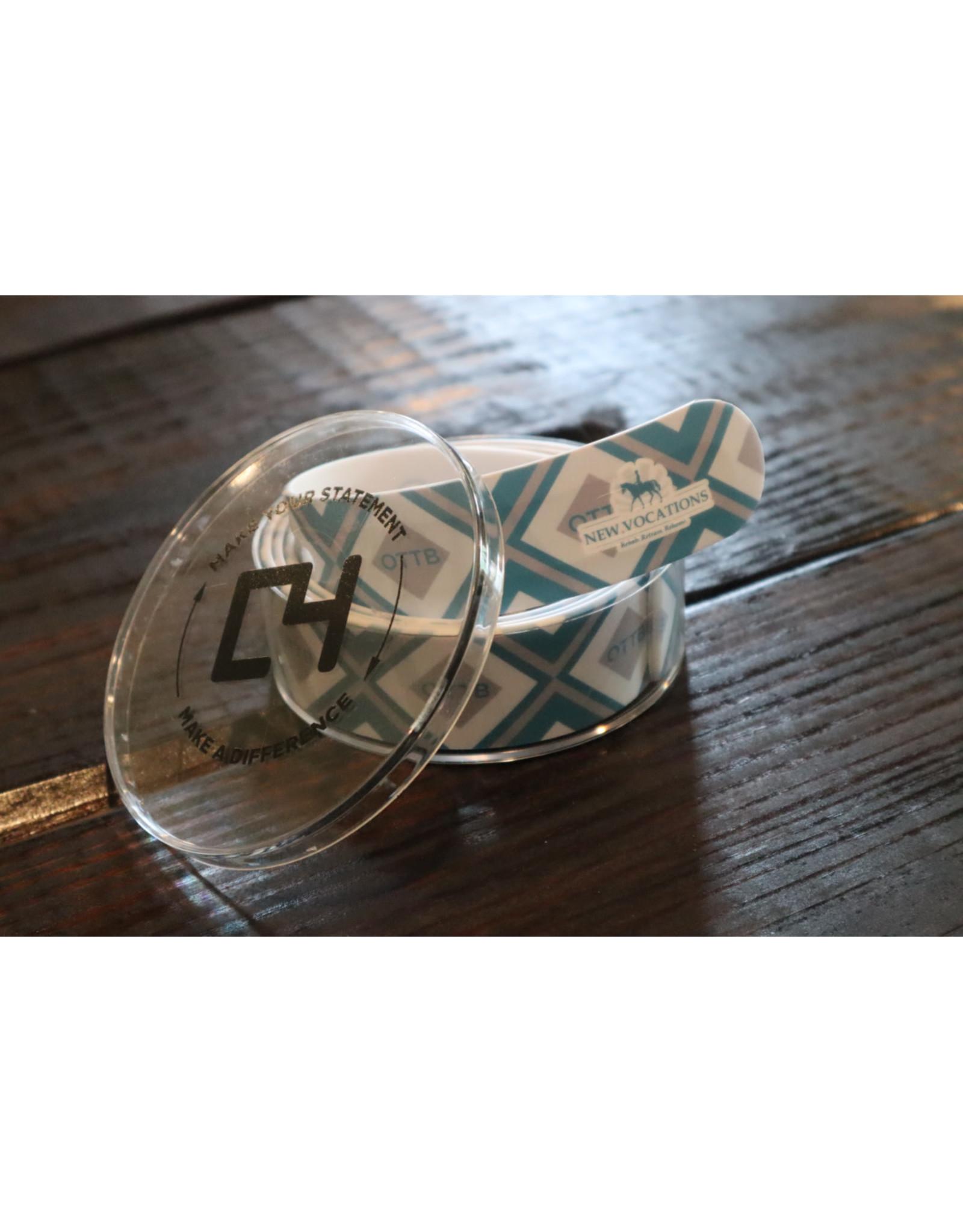 C4 Belt- Diamond design