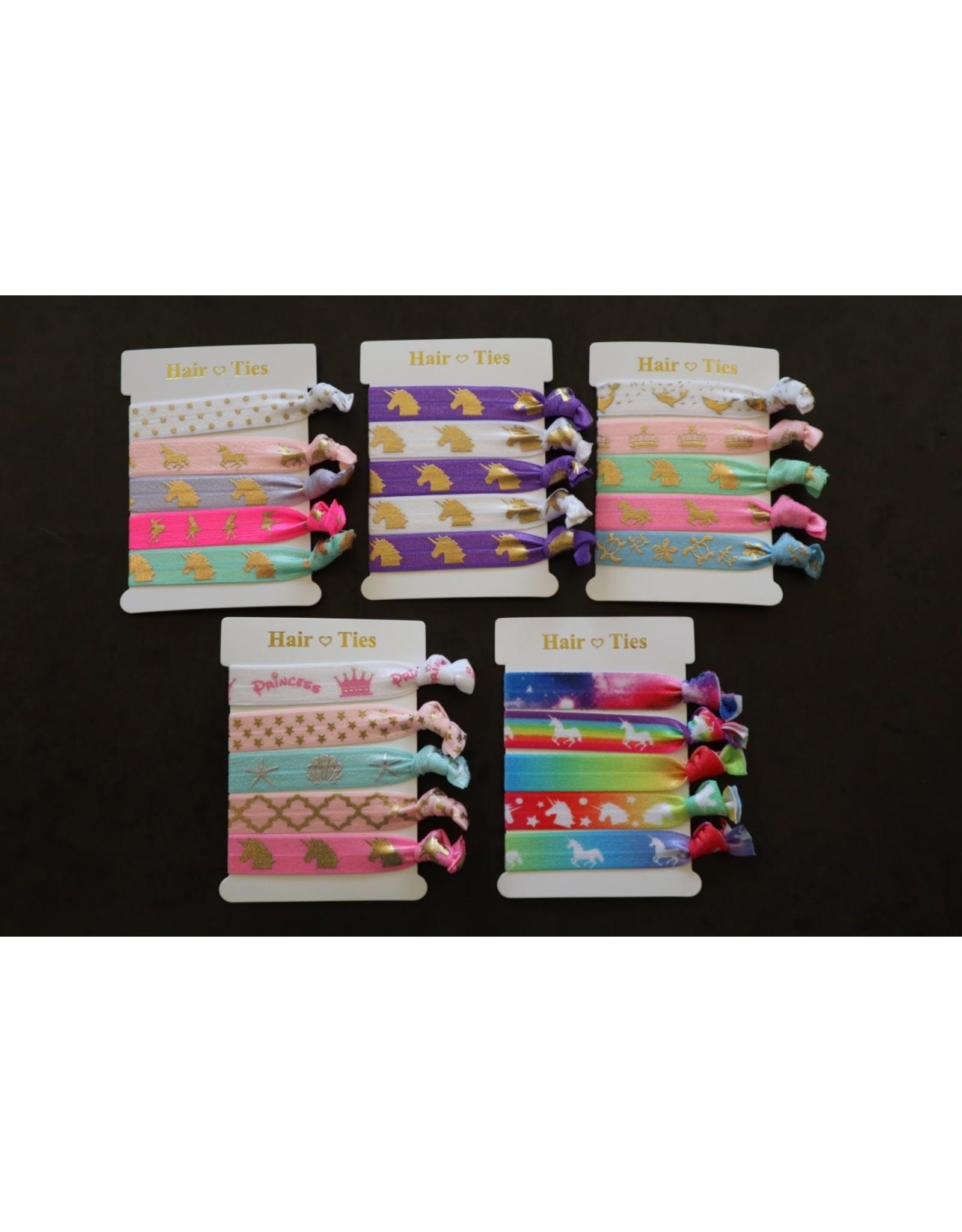 Hair Ties (Pack of 5)