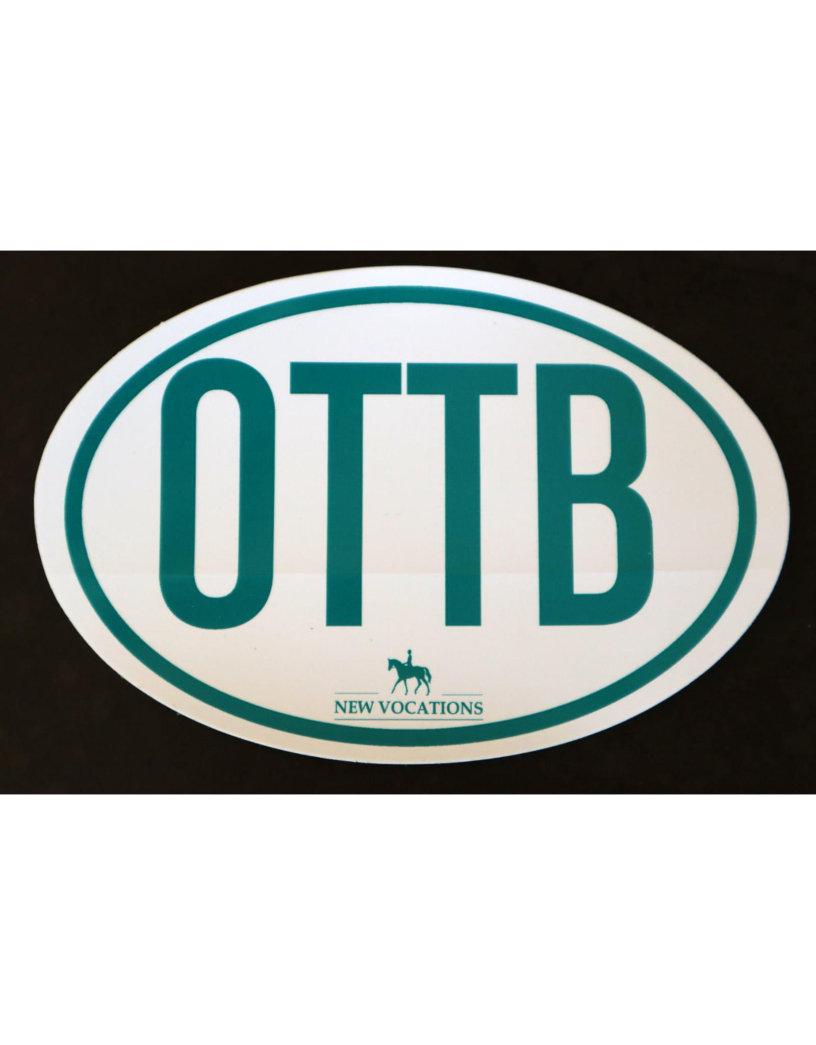 OTTB Sticker