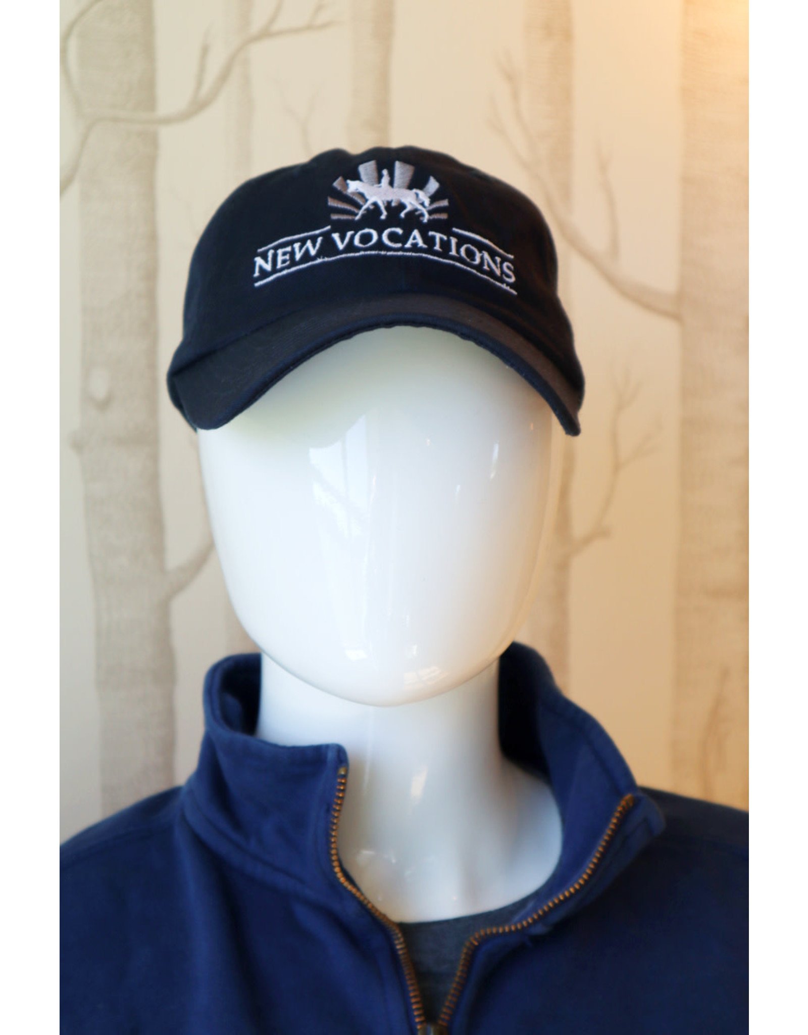 Navy Hat (Kids)