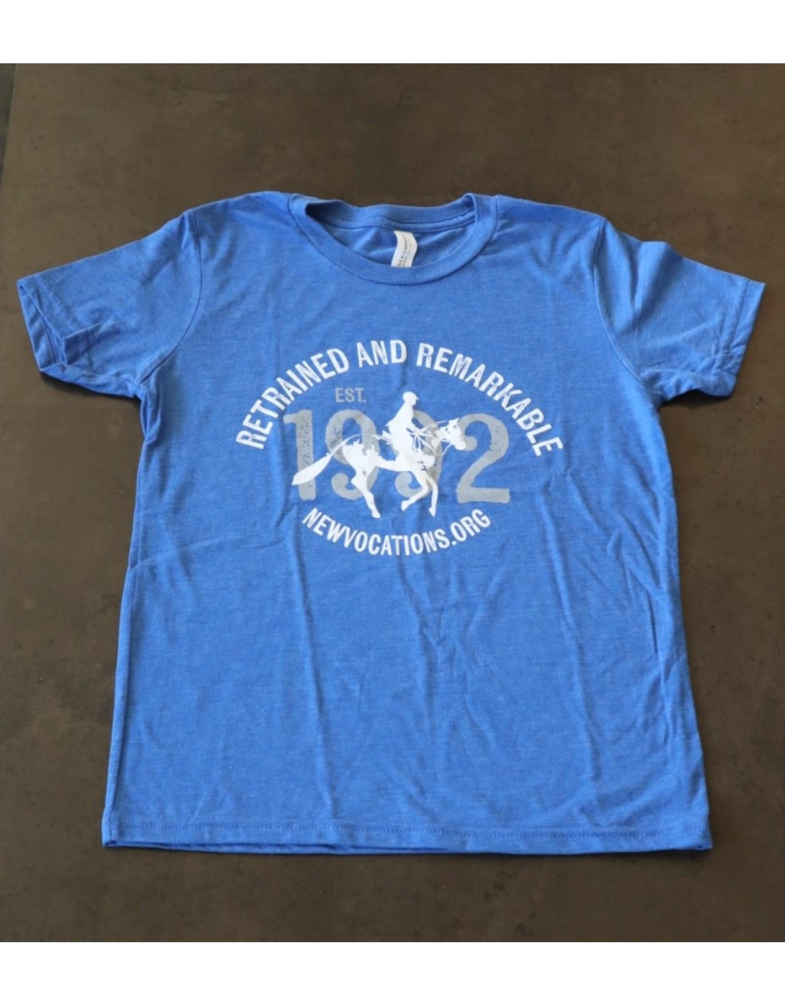 Retrained & Remarkable Kids T-shirt