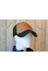 Brown Trucker NV Adjustable Hat