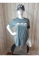 """""""Finish Line is Just the Beginning"""" T-Shirt"""