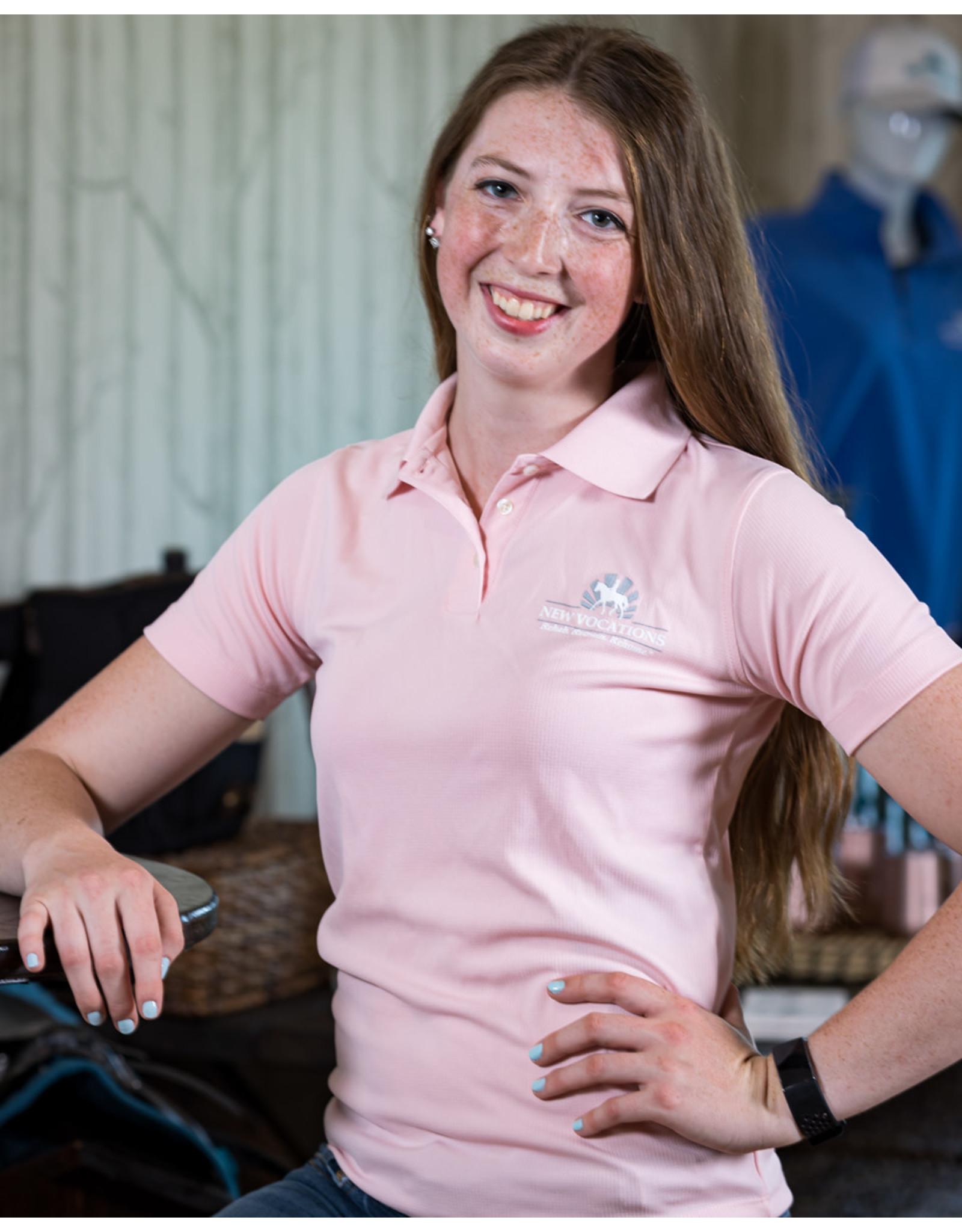 Pink Polo  Shirt