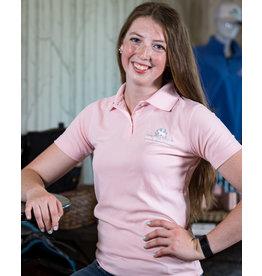 Pink Polo  Shirt (Slim fit)