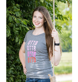 Grey OTTB in Deepening Colors T-Shirt (Slim fit)