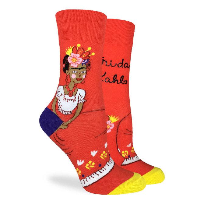 Good Luck Sock Red Crew