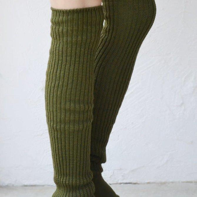 Tabbisocks Scrunch Sock OTK