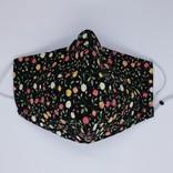 Pretty Handy Girl Floral Protective Mask DMEV Design