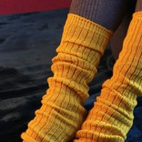 Tabbisocks Wool Blend Ribbed Leg Warmer