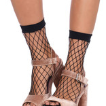 Leg Avenue 3043 Diamond Net Anklets