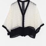 Echo Color Block Kimono EO0199