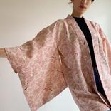 Ryokusuido Antique Silk Haori Kimono Jacket