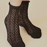 Tabbisocks Crochet Egyptian Cotton Crew
