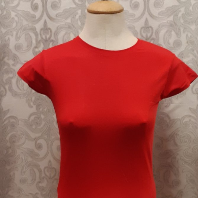 Suwen Modal Modal T-Shirt