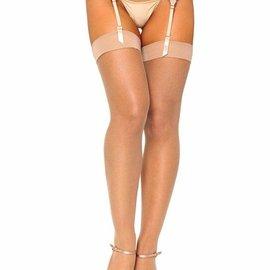 Leg Avenue 9107  Spandex Micronet Stockings