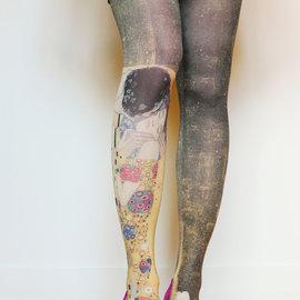 Tabbisocks Gustav Klimt Tight